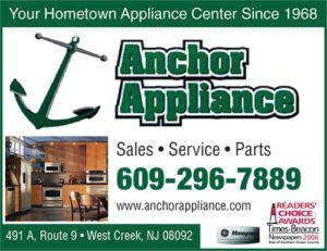 ANCHOR APPLIANCE